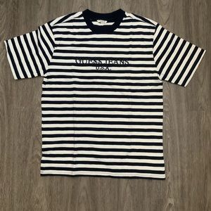 Guess x ASAP Striped T Shirt